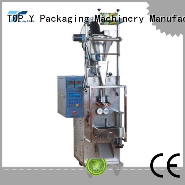 TOP Y Packaging Machinery Manufacturer powder automatic packing machine customized for milk