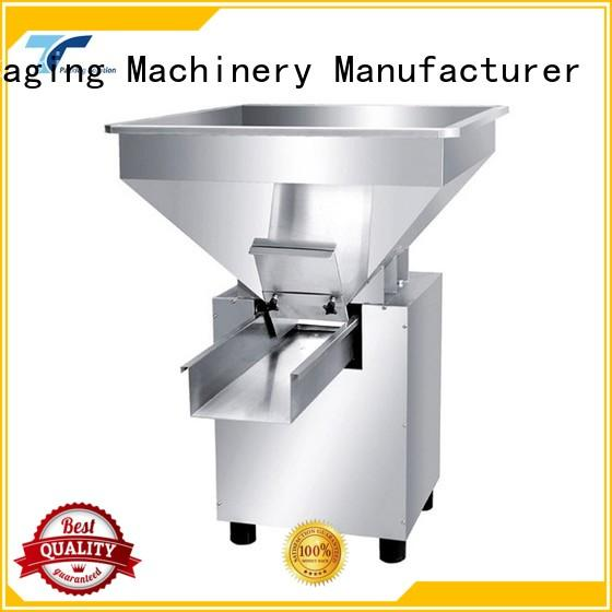 TOP Y Packaging Machinery Manufacturer Brand pouch packaging auxiliary vertical form fill seal packaging machines manufacture