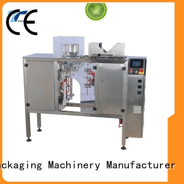 TOP Y Packaging Machinery Manufacturer automatic sachet packing machine manufacturer for bag sealing