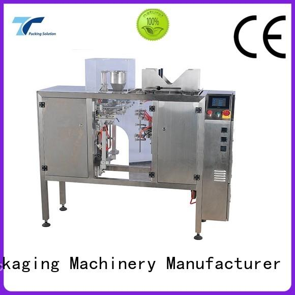 automatic mini pouch packing machine zipper from China for bag making