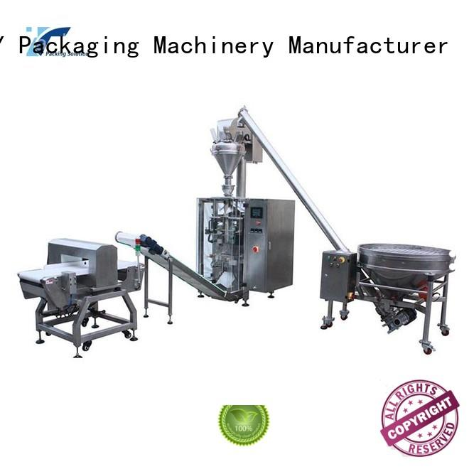 TOP Y Packaging Machinery Manufacturer Brand popular hot selling custom Liquid Packaging Line