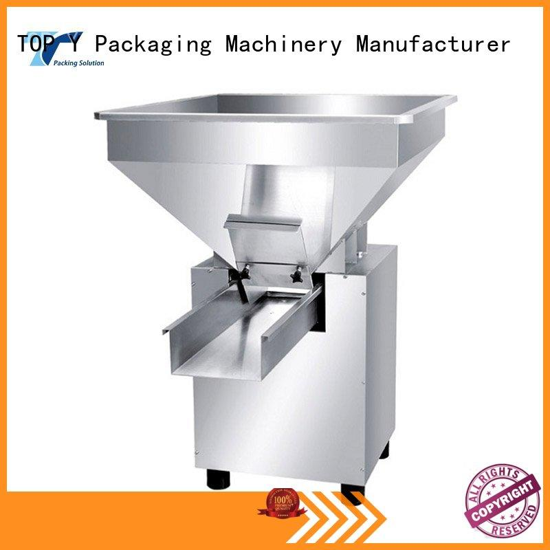 TOP Y Packaging Machinery Manufacturer vibratory machine for packaging factory price for bag filling