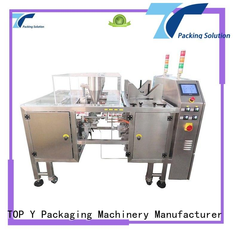 adjustable pouch packing machine manufacturer pouch customized for bag making
