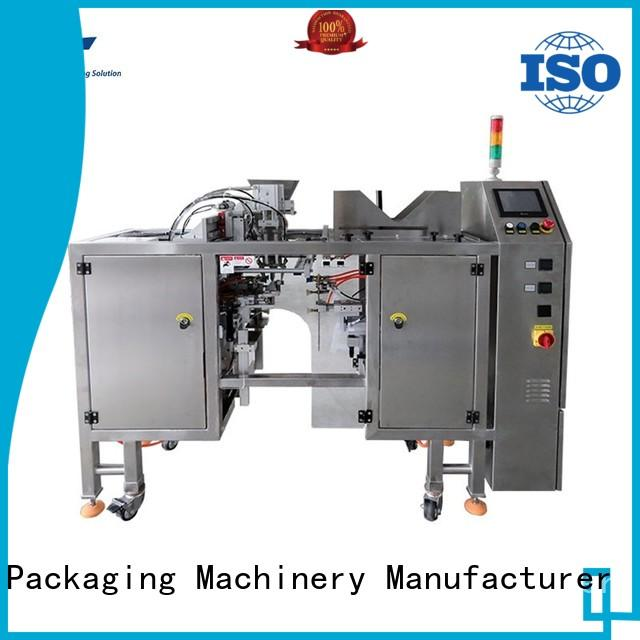 TOP Y Packaging Machinery Manufacturer Brand stand pouch powder pouch packing machine hot sale