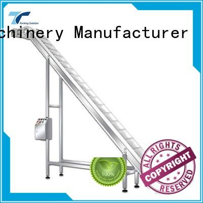 factory price system professional auxiliary vertical form fill seal packaging machines TOP Y Packaging Machinery Manufacturer