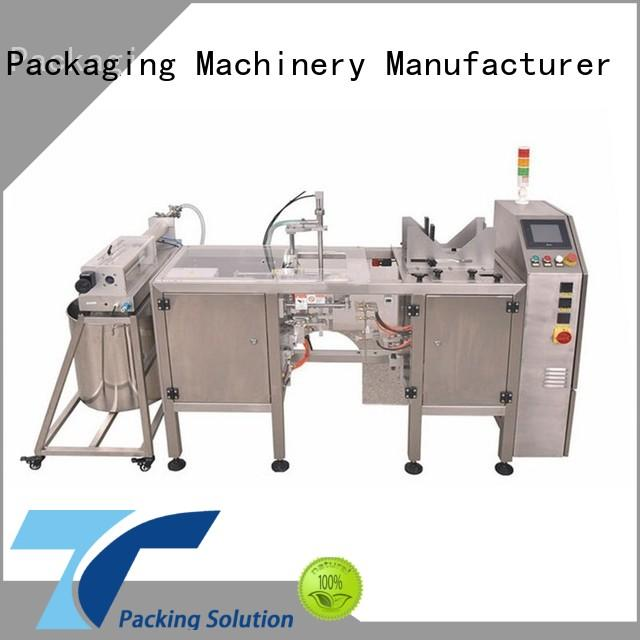 TOP Y Packaging Machinery Manufacturer Brand liquid solutions professional Liquid Packaging Line CE