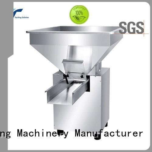 TOP Y Packaging Machinery Manufacturer Brand yvp automatic granule auxiliary vertical form fill seal packaging machines manufact