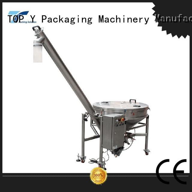 TOP Y Packaging Machinery Manufacturer ybe form fill and seal machine for sale wholesale for bag sealing