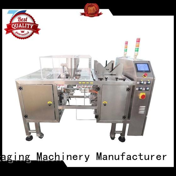 vertical packaging top selling TOP Y Packaging Machinery Manufacturer Brand powder pouch packing machine manufacture