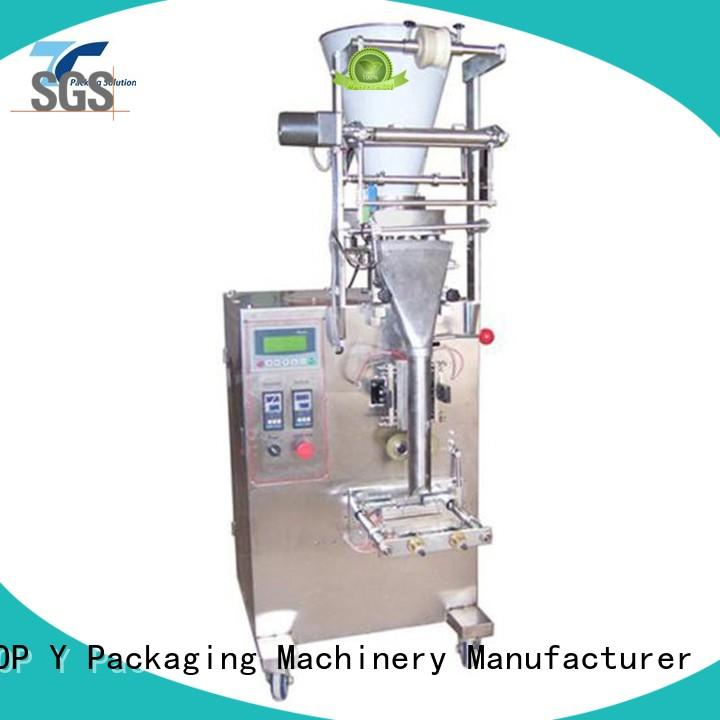 TOP Y Packaging Machinery Manufacturer practical machine for packaging powder for milk