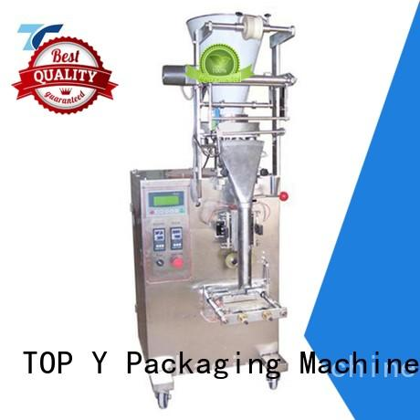 TOP Y Packaging Machinery Manufacturer liquid form fill seal machine customized for milk