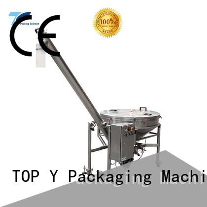 TOP Y Packaging Machinery Manufacturer sturdy vffs machine price wholesale for bag outfeed