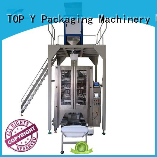 TOP Y Packaging Machinery Manufacturer automatic vffs machine inquire now for bag filling