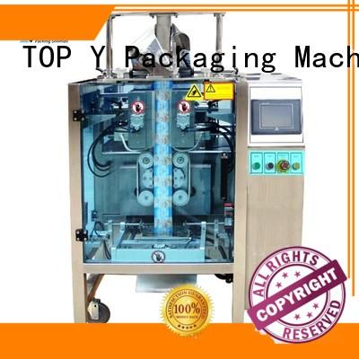 vertical form fill seal packaging machines new low cost vertical TOP Y Packaging Machinery Manufacturer Brand automatic packing machine