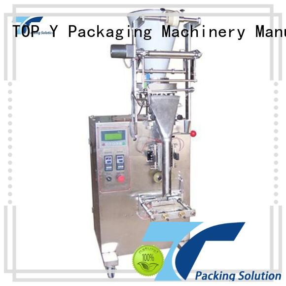 form fill and seal machine powder for industry TOP Y Packaging Machinery Manufacturer