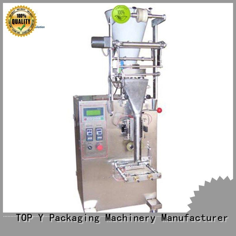 Custom machine pouch automatic packing machine TOP Y Packaging Machinery Manufacturer CE