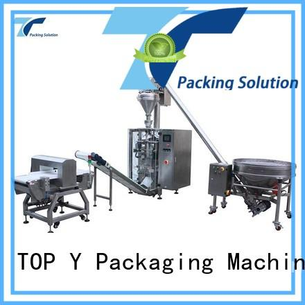 TOP Y Packaging Machinery Manufacturer granule fully automatic packing machine factory for factory
