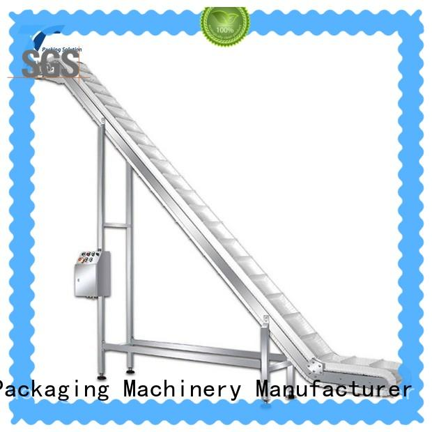 TOP Y Packaging Machinery Manufacturer belt form fill and seal machine for sale supplier for bag sealing