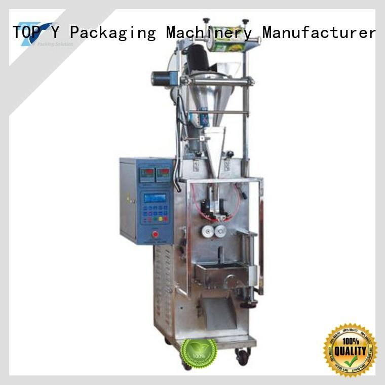 TOP Y Packaging Machinery Manufacturer liquid automated packaging machine manufacturer for powder