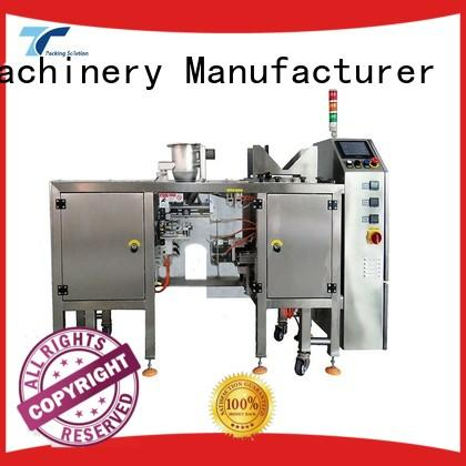 TOP Y Packaging Machinery Manufacturer stand pouch packing machine directly sale for bag filling