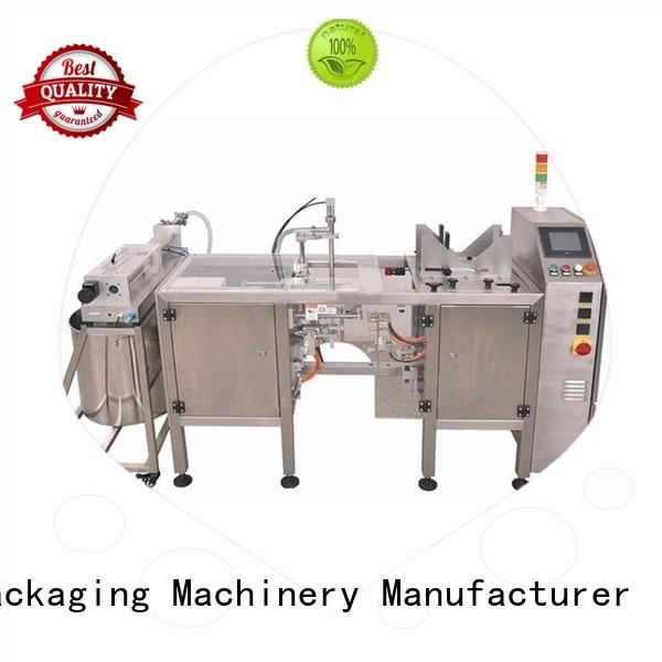 TOP Y Packaging Machinery Manufacturer Brand professional line horizontal packaging machine professional factory