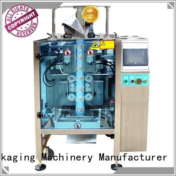 TOP Y Packaging Machinery Manufacturer Brand form bagger automatic packing machine manufacture