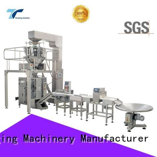 TOP Y Packaging Machinery Manufacturer practical packaging line integration design for factory