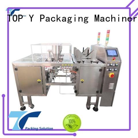TOP Y Packaging Machinery Manufacturer Brand professional Top Y pouch packing machine manufacturer manufacture