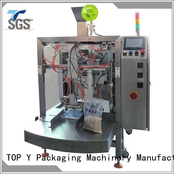 TOP Y Packaging Machinery Manufacturer Brand hot selling new trendy powder pouch packing machine