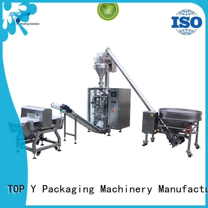 durable horizontal packaging machine granule with good price for industry