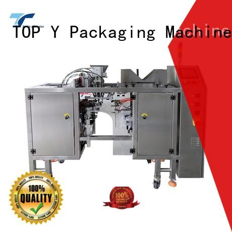 automatic stand pouch packing machine doypack manufacturer for bag filling