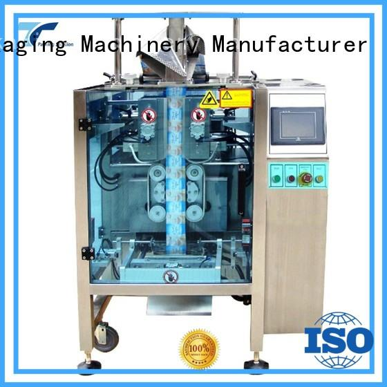 vertical form fill seal packaging machines Top Y form CE TOP Y Packaging Machinery Manufacturer Brand company