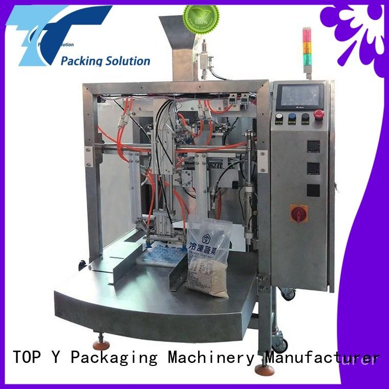 TOP Y Packaging Machinery Manufacturer Brand machine ymdpz powder pouch packing machine doypack supplier