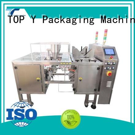 vertical powder pouch packing machine high quality TOP Y Packaging Machinery Manufacturer company
