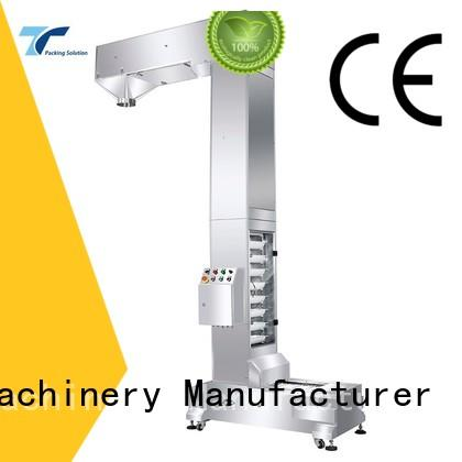 sturdy auxiliary vertical form fill seal packaging machines vibratory wholesale for bag filling