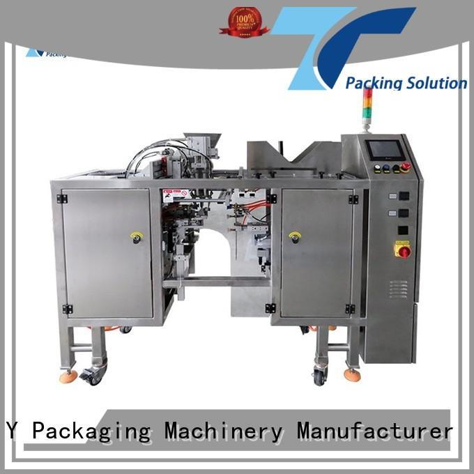 powder pouch packing machine CE low cost Warranty TOP Y Packaging Machinery Manufacturer