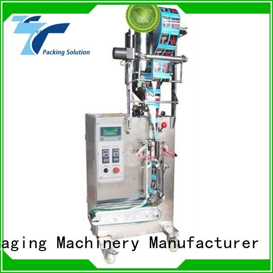 TOP Y Packaging Machinery Manufacturer Brand hot selling efficient machine automatic packing machine manufacture