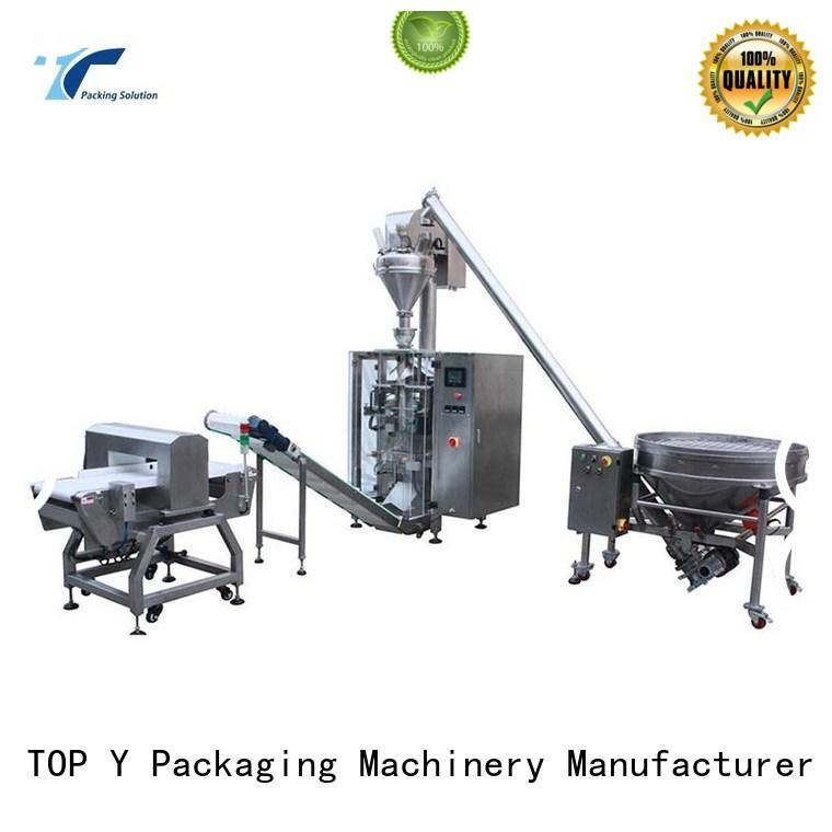 TOP Y Packaging Machinery Manufacturer Brand design automatic best horizontal packaging machine