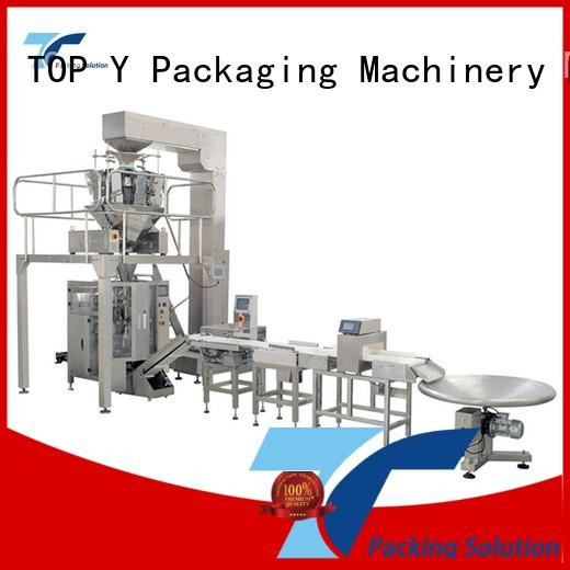 factory price horizontal packaging machine low cost top selling TOP Y Packaging Machinery Manufacturer company
