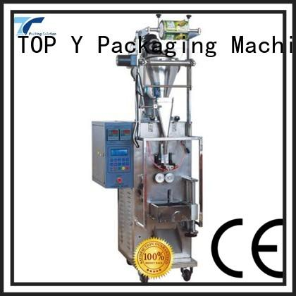 TOP Y Packaging Machinery Manufacturer Brand price vertical form fill seal packaging machines fill supplier