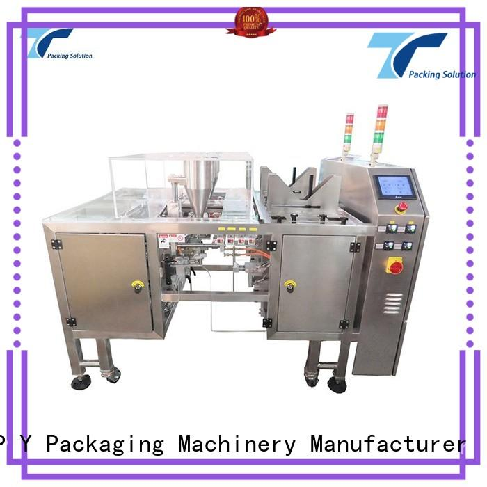 granule doypack pouch packing machine manufacturer ybe TOP Y Packaging Machinery Manufacturer Brand