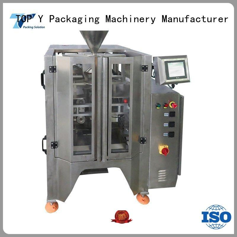 vertical form fill seal packaging machines automatic automatic packing machine TOP Y Packaging Machinery Manufacturer Brand