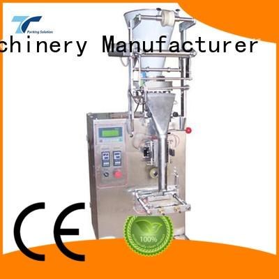 gusset professional vertical form fill seal packaging machines milk TOP Y Packaging Machinery Manufacturer company