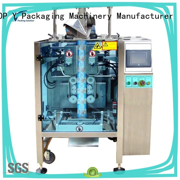 TOP Y Packaging Machinery Manufacturer bag packing machine for food products design for bag filling