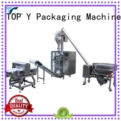 TOP Y Packaging Machinery Manufacturer Brand professional professional linear type Liquid Packaging Line