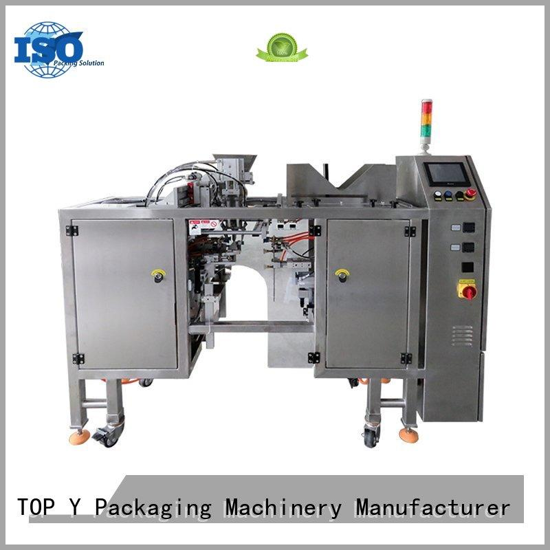 adjustable ffs pouch packing machine bags series for bag sealing