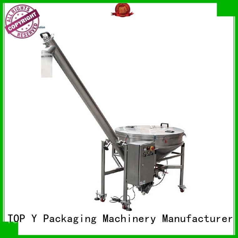 auxiliary powder pouch packing machine high quality ysc1 Bulk Buy conveyor TOP Y Packaging Machinery Manufacturer