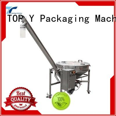 TOP Y Packaging Machinery Manufacturer Brand bags acclivitous auxiliary powder pouch packing machine hot selling