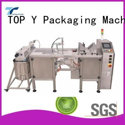 equipment automatic powder filling machine packaging for factory TOP Y Packaging Machinery Manufacturer