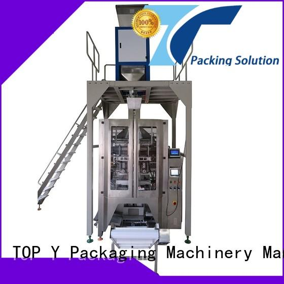 Quality TOP Y Packaging Machinery Manufacturer Brand vertical form fill seal packaging machines seal professional